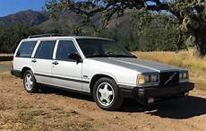 No Reserve 1987 Volvo 740 Turbo Wagon For Sale On Bat