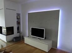 Tvschrank Wohnzimmer R 252 Ckwand Mit Led Lauer Die