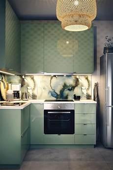 ideen kleine küche einzeilige k 252 chen vorteile nachteile beispiele und