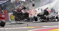 Lewis Hamilton Crash Belgian Grand Prix Jenson Button Wins