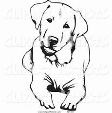 Malvorlage Silhouette Hund Labrador Coloring Pages Search Tattoos