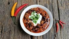 Chili Con Carne Rezept Original - chilli con carne with beans easy original recipe