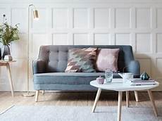 Sofa Blau Skandinavisch - skandinavische sofas im skandinavischen design