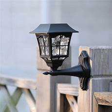 maggift 6 lumens solar wall lantern outdoor wall sconce
