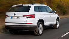 4x4 skoda kodiaq skoda kodiaq 2 0 tdi 4x4 edition 2016 review car magazine