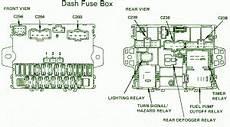 1988 honda fuse box diagram pgm fi relay circuit wiring diagrams