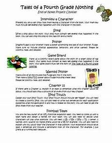 tales of a fourth grade nothing novel unit by wise guys tpt