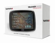 Tomtom Trucker 6000 Lifetime Edition Verkehrsinfos