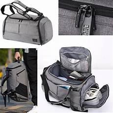 men waterproof nylon basketball fitness holdall sport gym bag travel handbag new 699922425826 ebay