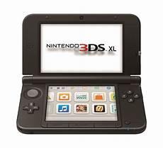 Nintendo 3ds Xl Blue Black Model