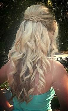 Curly Hairstyles For Dances