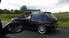 Peugeot 106 Sport - peugeot 106 1 4 sport 2nd gear pull