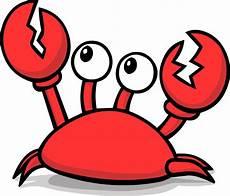 Free Crab Clipart