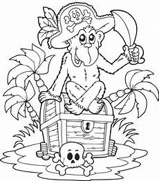 wonderful pirate clip and coloring pages for