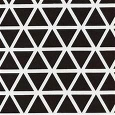 Tapete Schwarz Weiß Muster - stoff grafische muster skandinavischer grau