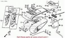 1986 Honda Shadow 1100 Parts Breakdown