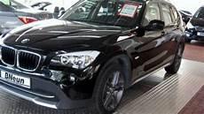 Bmw X1 Xdrive20d Allrad 2010 Black Sapphire Metallic 06843