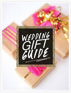 How Much To Give Wedding Gift