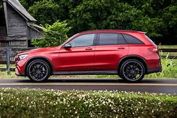 2018 Mercedes Benz GLC Class AMG 63 Pricing Features