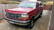 automobile air conditioning repair 1992 ford bronco on board diagnostic system ford bronco eddie bauer edition 1992 in melbourne vic