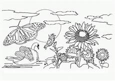 nature coloring worksheets 15105 get this easy preschool printable of nature coloring pages qov5f