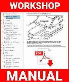 manual repair autos 2004 mitsubishi montero sport regenerative braking mitsubishi montero sport 1997 2004 service repair manual ebay