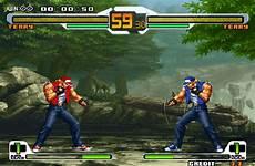 Test De Snk Vs Capcom Svc Chaos Sur Snk Neogeo