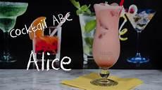 Der Sahnig Fruchtige Cocktail Cocktail Abc A