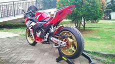 Variasi Cbr 150 by 3 Modifikasi Honda All New Cbr150r