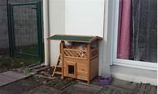 niche exterieure pour chat niche ext 233 rieure pour chat grande niche en bois pour chat niche maisonnette cat s home pour