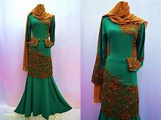 butik feminani baju kurung moden fd design kod bfh 1093