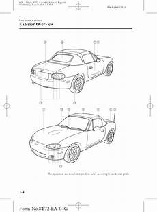 car service manuals pdf 2010 mazda mx 5 auto manual 2005 mazda mx 5 miata owners manual
