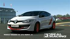 renault megane r s 275 trophy r real racing 3 wiki