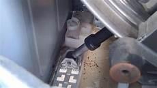 waschmaschinen trommel h 228 ngt schief federn wechseln