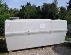 fosse septique toutes eaux beton fosse septique beton 4000l
