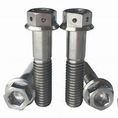 schraube mit loch pin on titanium bolts titanium machined parts