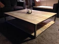 Troc Echange Table Basse Style Loft Industriel Sur