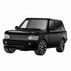 sticker mural voitures de course land rover noir