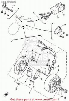 1975 yamaha dt 125 wire schematic yamaha dt125 1980 a usa c d i magneto buy original c d i magneto spares