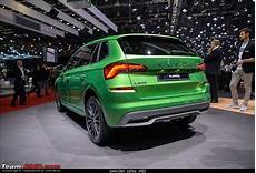 Skoda Kamiq Suv Rival To Duster Ecosport Is Coming