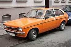 File Opel Kadett C City 1975 77 Jpg Wikimedia Commons
