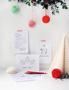 how to switch pages on greeting card template free colouring cards print out these coloring pages