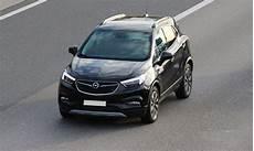 Essai Opel Mokka X 2016 El 233 Gant Et Raffin 233 27 Avis