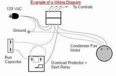 refrigerator compressor wiring diagram exle