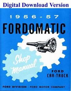 ford thunderbird shop manual downloads books pdf files e