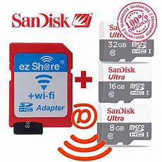 Generation 32gb Wifi Memory Card by 100 Original Ezshare Wireless Wifi Adapter Sandisk Ultra