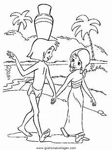 Dschungelbuch Malvorlagen Quest Dschungelbuch004 Gratis Malvorlage In Comic