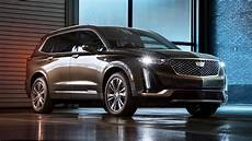 2020 cadillac xt6 first key addition doesn t wear flagship mantle motor trend canada