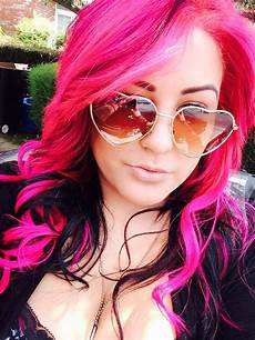 black and pink hairstyles fade haircut