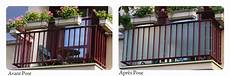 cache vue balcon brise vue balcon pare vue et brise vent en plexiglas